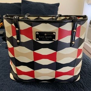 Kate Spade Bow tie Tote